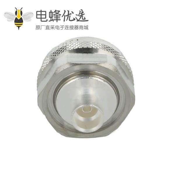 4.3-10 6GHz直插式公头50ΩIP67防水级接线