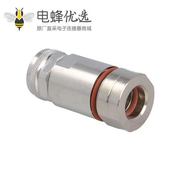 4.3-10夹直插头公50ΩIP68防水级接线