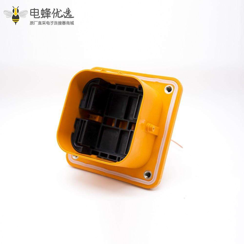 mini-msd维修开关新能源汽车手动维修开关550A插头插座通用维修开关
