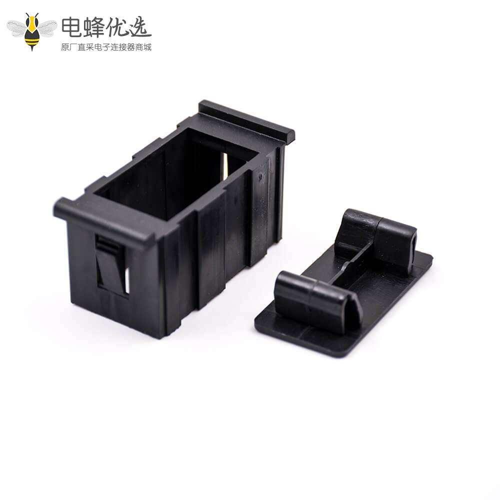 开关面板安装黑色塑料汽车配件