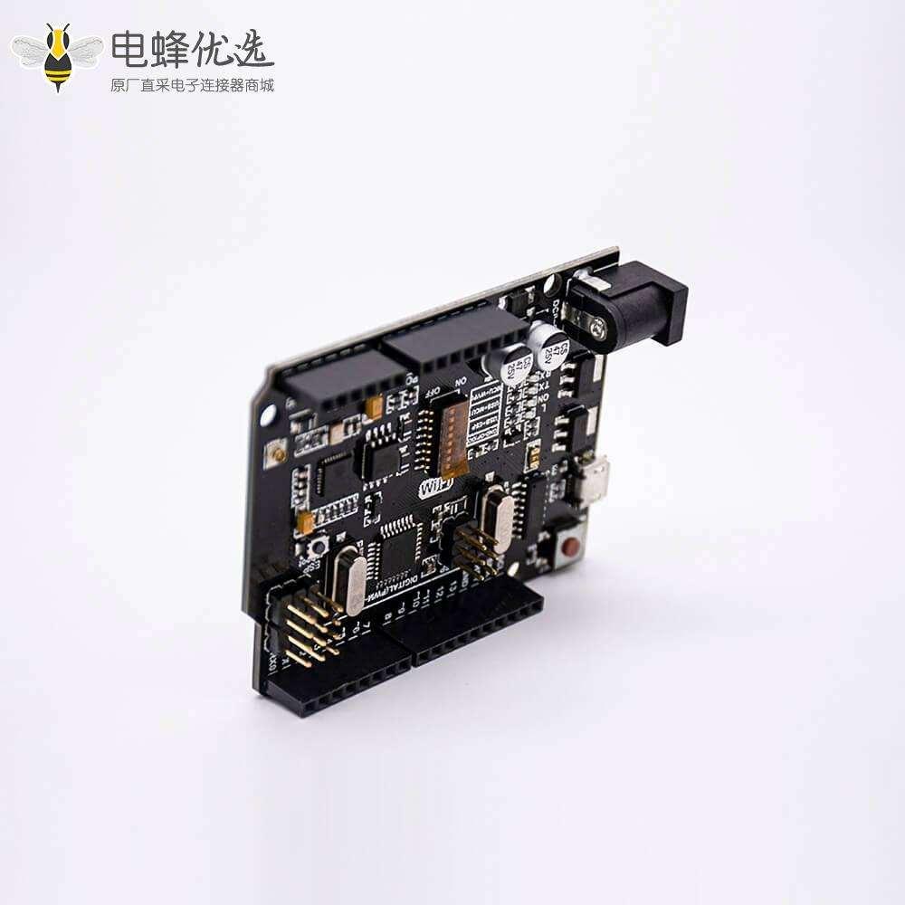 UNO R3连接WIFI模块 USB-TTL ATmega328P ESP8266 内存32MB