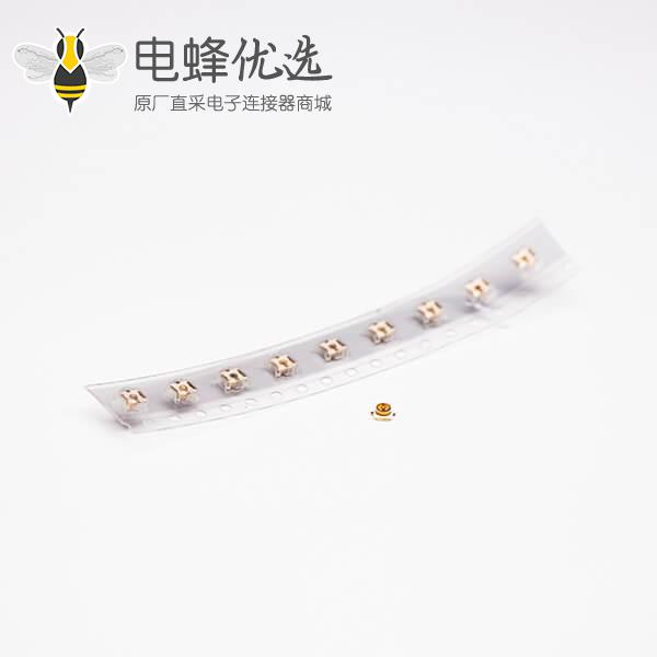 I-PEX连接器Ⅱ表面贴式焊接PCB电路板
