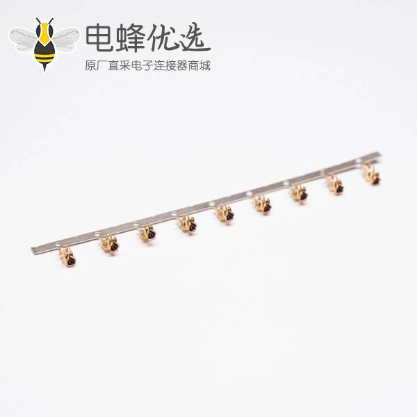 MHF 连接器Ⅰ代母头端口接同轴线材RF1.32