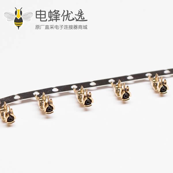 I-PEX 连接器(U.FL)端子Ⅰ代插头接 RF1.37同轴线缆