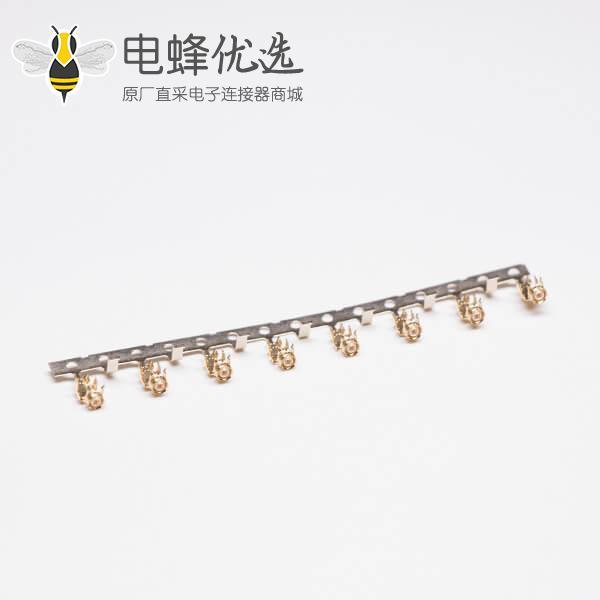 IPEX连接器Ⅱ代插头公头接同轴线RF0.81