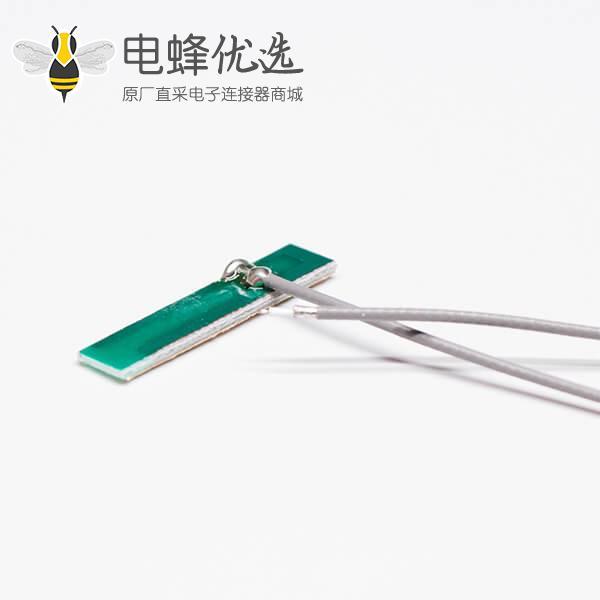 wifi 天线 pcb 2.4G硬板焊接灰色同轴线RF 1.13+TD