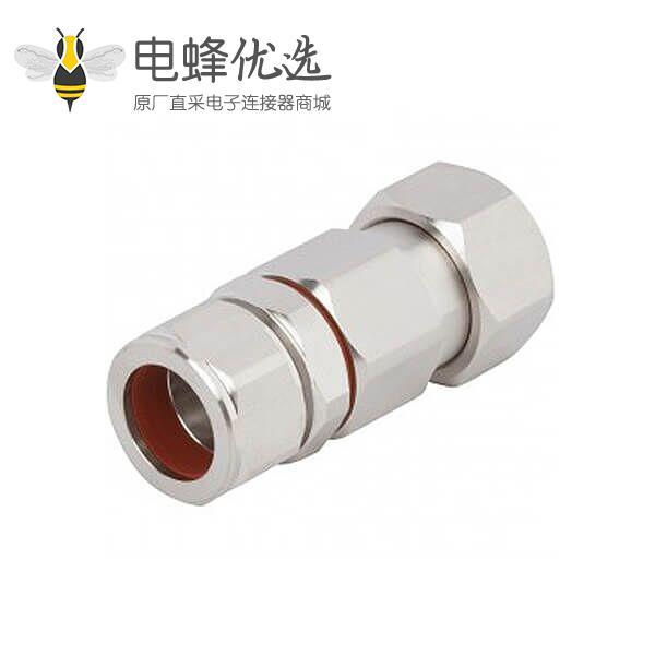 4.3/10 螺母锁紧式接线公插头