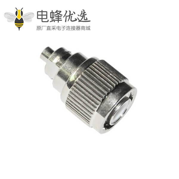 tnc连接器 直式公头焊接式 射频同轴接线RG58_59