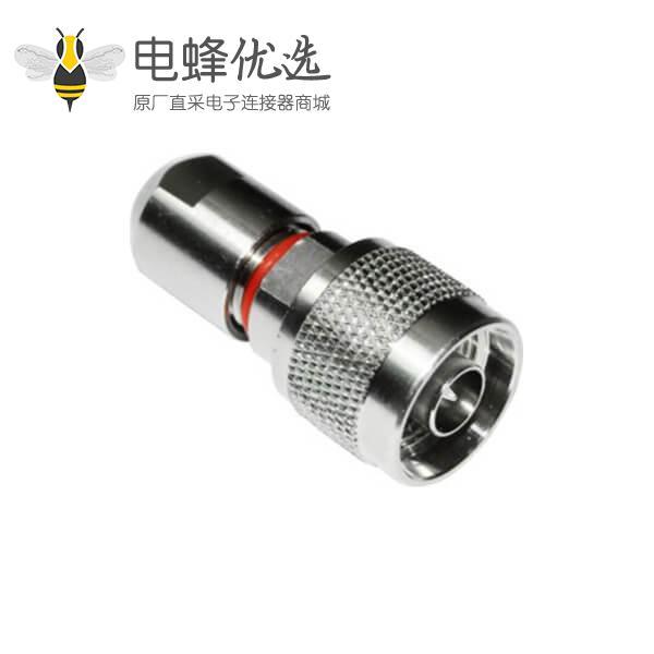 射频同轴电缆连接LMR-400n连接器直式公头